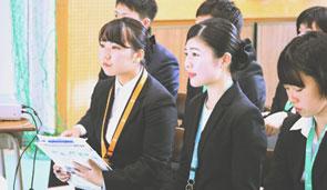 東京研修では本物のホスピタリティを学びにホテル、結婚式場、テーマパークへ!
